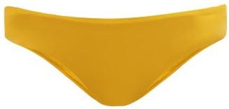 JADE SWIM Lure Bikini Briefs - Womens - Yellow