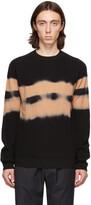 Thumbnail for your product : Davi Paris Black & Orange Rem Crewneck