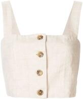 Venroy buttoned bodice