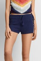 American Eagle Outfitters AE Crochet Sweater Short