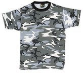 Rothco RC-6797-LG-CITY Mens Camouflage T-Shirt, By