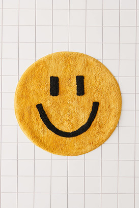 Happy Face Bath Mat