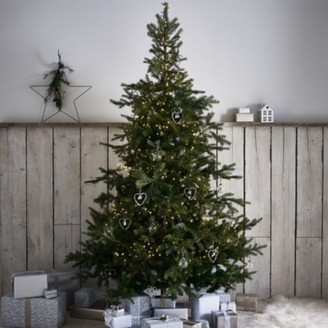 The White Company Grand Spruce Christmas Tree - 7.5ft, Natural, One Size