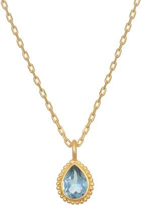 Satya Healing Birthstone Necklace