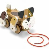 Carter's Puppy Pull-Along Toy