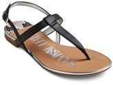 Sam & Libby Women's Kamilla Sandals - Black 10