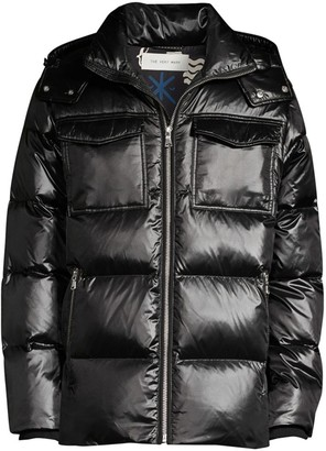 The Very Warm Richmond Hooded Down Jacket
