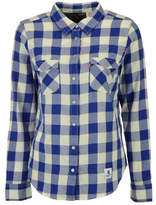 Levi's Women's Kansas City Royals Buffalo Western Button-Up Shirt
