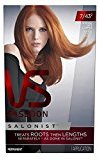 Vidal Sassoon Salonist Hair Colour Permanent Color Kit, 7/43 2 Intense Red Copper