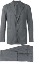Tagliatore two piece suit - men - Cupro/Virgin Wool - 48