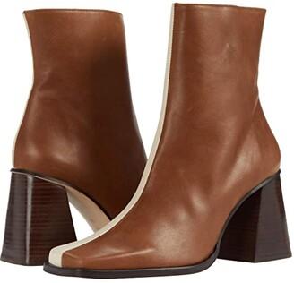 ALOHAS South Bicolor (Beige) Women's Boots