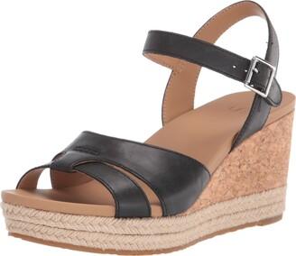 UGG Women's Cloverdale Wedge Sandal