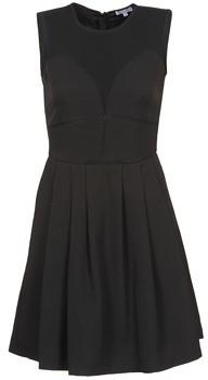 BRIGITTE Bardot ALEXANDRIE women's Dress in Black