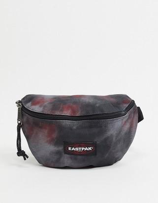 Eastpak springer fanny pack in wash print