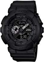 Baby-G Black XL Resin Strap Ana-Digi World Time Watch
