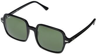 Ray-Ban RB1973 Square II Sunglasses 53 mm (Black) Fashion Sunglasses