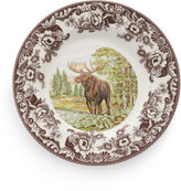 Spode Woodland Moose Dinner Plates, Set of 4