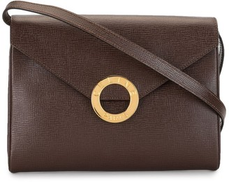 Céline Pre Owned Pre-Owned Logo-Engraved Ring Crossbody Bag