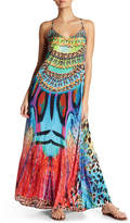 La Moda T-Back Maxi Cover Up Dress