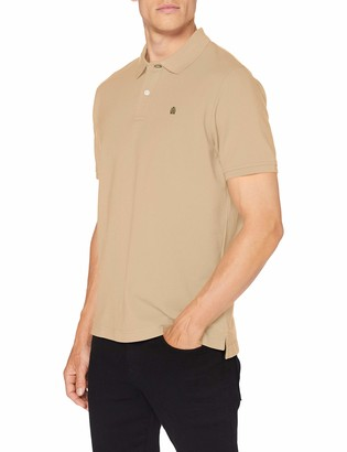 CORTEFIEL Men's Basico Mc Polo Shirt