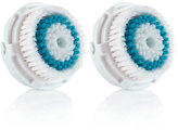 clarisonic Replacement Deep Pore Cleansing Brush Head, Dual Pack
