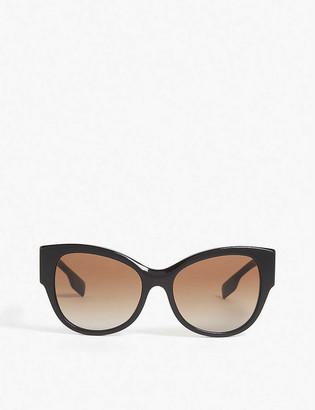 Burberry B4294 cat-eye-frame sunglasses