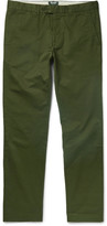 Todd Snyder - Hudson Cotton-twill Chinos