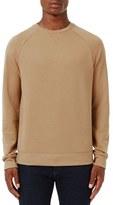 Topman Men's Longline Crewneck Sweatshirt