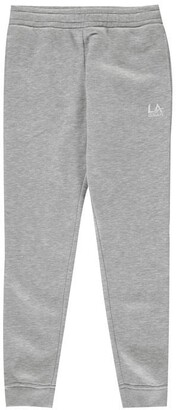 L.A. Gear Closed Hem Jog Pant Girls