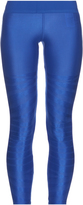 adidas by Stella McCartney Zebra running performance leggings