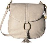 Lucky Brand Athena Convertible Flap Cross Body Bag