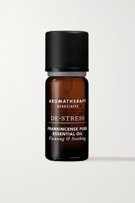 Aromatherapy Associates De-stress Frankincense Pure Essential Oil, 10ml - Colorless