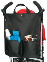 J L Childress Black Stroller Tote