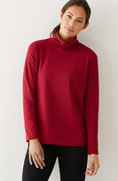 J. Jill Pure Jill Relaxed Turtleneck