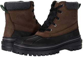 Kamik Tyson (Black) Men's Boots