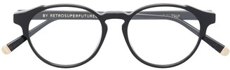 RetroSuperFuture SUPER BY classic round glasses