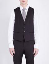HUGO BOSS Wilson wool waistcoat