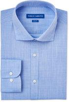 Vince Camuto Men's Slim-Fit Slub Dress Shirt
