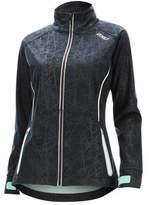 2XU Women's 23.5 N Jacket - Embossed Black Vein/Soft Cell Jackets