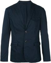 Emporio Armani two button blazer - men - Cotton/Polyester/Spandex/Elastane - M