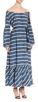 Figue Marlie Silk Dress