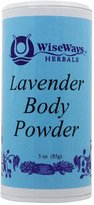 WiseWays Wise Ways - Body Powder Lavender