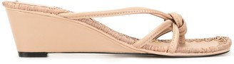 Mara & Mine Azeline wedge sandals
