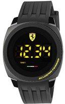 Ferrari Mens Scuderia Digital Dress Quartz Watch (Imported) 0830229