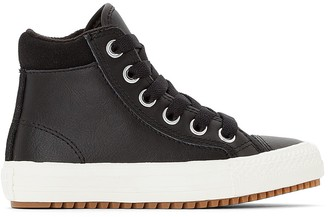 Converse Kids PC Boot Leather High Top Trainers
