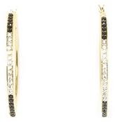 Vince Camuto Jewel Hoop Earrings
