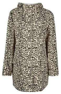 Dorothy Perkins Womens Dp Maternity Leopard Print Raincoat, Leopard