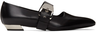 Proenza Schouler Black Mary Jane Slip-On Loafers