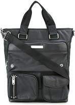Diesel square backpack