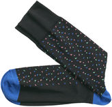 Johnston & Murphy Triangle Confetti Socks